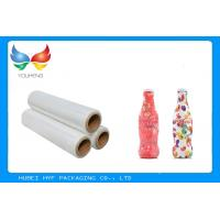China Environmentally Friendly PETG Shrink Film Rolls Customizable Length , One - Off Prototypes wholesale