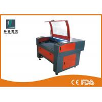 China Fabric Textile CO2 Laser Engraving Cutting Machine 180w With Honeycomb Working Table on sale