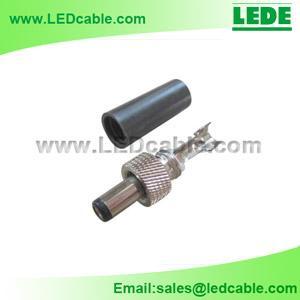 China Locking DC Power Plug Locking on sale