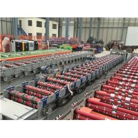 Buy cheap High Accuracy Equipment Steel Flooring Decking Cold Rolling Forming Machine For Sale from wholesalers