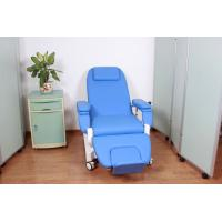 China Movable The Sick Dialysis Chairs With PU Cover High Density Mattress on sale