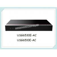 China Huawei Firewall USG6530E-AC USG6510E-AC 10 * GE RJ45 2 * 10GE SFP+ With The AC/DC Adapter wholesale