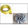China Tipo horizontal desgaste da peça sobresselente abrasiva alta da bomba da pasta - material resistente wholesale