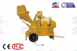 China Friction Concrete Cement Mixer Rotation Mixing Reverse Discharge wholesale