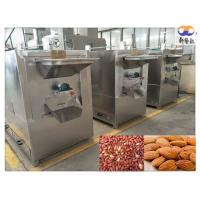China High Capacity Nut Roasting Machine Drum Roaster For Snack Food Industry wholesale