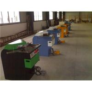 China Hydraulic corner notching machine on sale