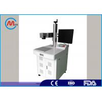 China Automatic Metal Laser Marking Machine , Stainless Steel Laser Marking Equipment wholesale