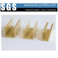 China China Manufacturer Brass Architectural Window Door Frame Profiles wholesale