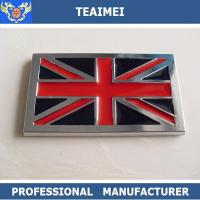 China Luxury Custom Auto Emblems Badges Printing Vehicle Emblems And Decals wholesale