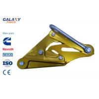 China Durable Transmission Line Tool Come Along Clamps Wire Grips For Conductor wholesale