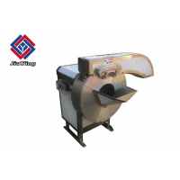 China Carrot Potato Chips Making 600KG/H Vegetable Processing Equipment on sale