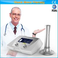 China Shock wave therapy equipment Shock wave joint pain treatment physical therapy equipment on sale