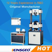 China Computer Rubber Universal Strength Testing Machine 1000KN With Servo Motor / PC Display wholesale