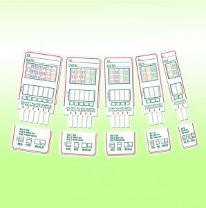 China Rapid DOA/Alcohol Panel Test Card one step test wholesale