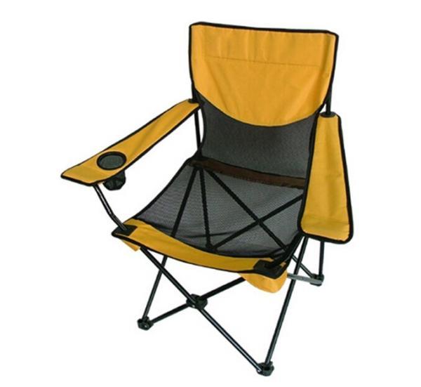 folding chair with arm rest images of page 2 : fashion600doxfordmeshfoldabletravelbeachchairsheavydutysteeltube from www.frbiz.com size 678 x 623 jpeg 46kB