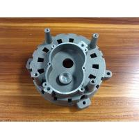 China Shot Blasting / Painting Aluminum Alloy ADC12 Electric Motor Housing , 0.02mm Tolerance wholesale