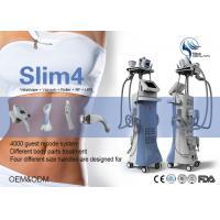 Infrared RF Wrinkle Removal VelaShape Machine / Beauty Equipments for Female