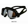China Mirror coating, polarized, anti-fog and UV protection, advanced and prescription swim goggles (MM-6105) wholesale