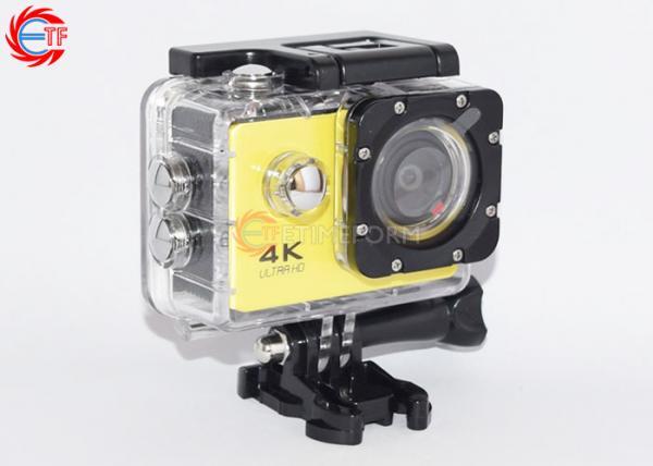 Quality Подныривание спорт ХД ДВ Вифи камеры ОЭМ желтое подводное с гарантией 1 года for sale