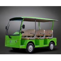 China EQ8081 4KW 8 personnel carrier tourist coach with power assisted steering wholesale