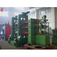 China Bear structure electric adjustable pitch Rubber Calender Machine Three roll on sale