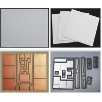 China Aluminium Nitride Aln Multi Layers Ceramic Substrates with High Thermal Conductivity For Heat Radiation on sale