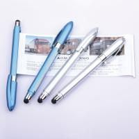 China banner pen with touch tip for gift promotion,plastic ball pen wholesale
