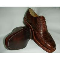 China Ostrich Leather Shoes wholesale