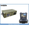 China 300-900mHz Mobile COFDM Transmitter , 5000mW USV Long Range Video Transmission wholesale