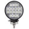 China Wholesales Round magnetic cordless led work light HCW-L24284 24W FLOOD wholesale