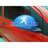 China Custom car mirror cover flag wholesale