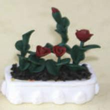 China Model Ceramic pot Flower CF43 wholesale