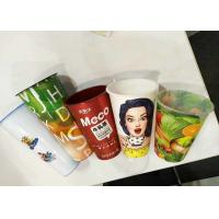 China Iml Cups OEM Custom IML In Mold Label Printing Glossy or Matt SGS Certification wholesale