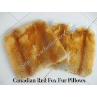 China Fur Pillow Covers, Cushions, Etc. wholesale