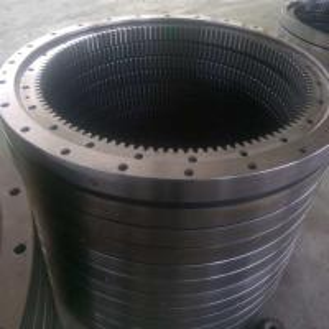 China 81N6-01020 slewing bearing, Hyundai R210LC-7 slewing ring, 50Mn turntable bearing in stock on sale
