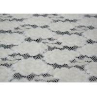 China Jacquard Brushed Lace Anti-Static Fabric With 140cm Width SGS CY-LQ0041 wholesale
