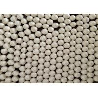 China Industrial Grade Raw Materials Zirconium Silicate Beads ZrSiO4 For Coating wholesale