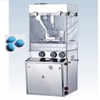 China GMP Model Single Rotary Tablet Press Machine With Pre - Pressure And Main Pressure on sale