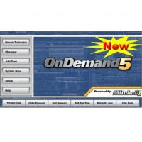 China Mitchell OnDemand5 Automotive Diagnostic Software For Auto Repair Database wholesale