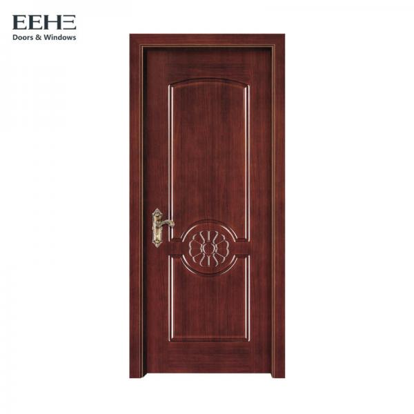 Quality School Hollow Wood Interior Slab Door / Eco Hollow Core Flush Wood Doors for sale