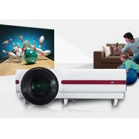 1280x800 Multimedia Mini Led Projector For Business And Home Theater Support 1080p