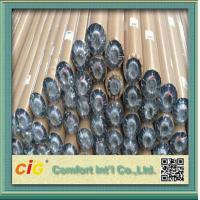 China 120 - 200cm Wide Carry Bag Clear Transparent Plastic Film Synthetic Rolls wholesale