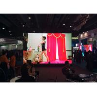 China Portable Ultra Slim Indoor Rental LED Display , Full Color P3 LED Screen wholesale