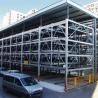 China Q345 Garage Steel Frame Hangar Car Parking Building / Plane Warehouse wholesale