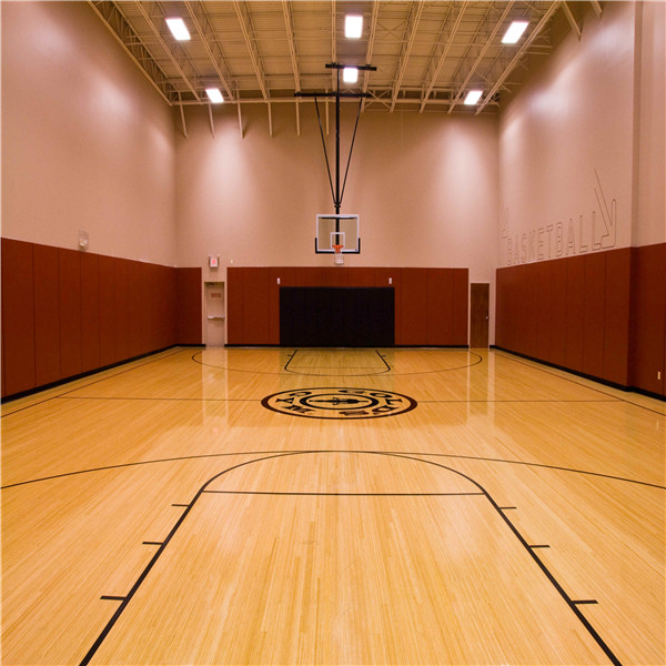 Basketball court standard size images for Sports flooring