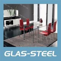China Dining Room Furniture - Glass Table sets WC-BT514 on sale