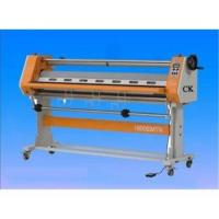 China Electronic & Hand Power Cold Lamination Machine with 130mm Roller AC110V 60Hz wholesale