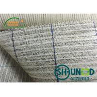 China garment accessory hair interlining with good elasticity for hight level suits wholesale