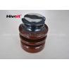 China Low Medium Voltage Pin Type Insulators With Radio Free Glaze On Top wholesale