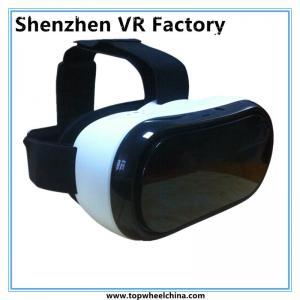 China 2016 New all in one Quad core virtual reality 3D VR BOX vr shinecon wholesale